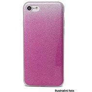 Epico Gradient Shine Case iPhone X / iPhone XS - rózsaszín - Mobiltelefon hátlap