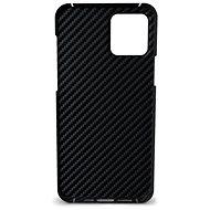 Epico Carbon tok iPhone 12 mini - fekete - Mobiltelefon hátlap
