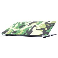 Epico Matt Army tok, Macbook Air 13 modellhez - zöld