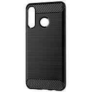 Epico Carbon tok Huawei P30 Lite készülékhez, fekete - Mobiltelefon hátlap