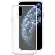 EPICO GLASS CASE 2019 iPhone 11 Pro - átlátszó / fehér