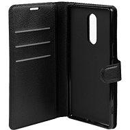 Epico FLIP CASE Sony Xperia 1, fekete - Mobiltelefon tok