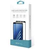 Epico 2.5D Glass Samsung Galaxy S21+ - fekete - Képernyővédő