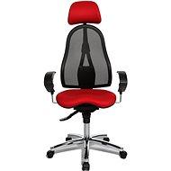 TOPSTAR Sitness 45 Irodai Szék Piros - Irodai szék