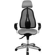 TOPSTAR Sitness 45 szürke - Irodai szék