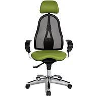 TOPSTAR Sitness 45 zöld - Irodai szék