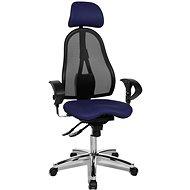 TOPSTAR Sitness 45 sötétkék - Irodai szék