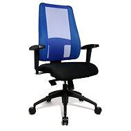 TOPSTAR Lady Sitness Deluxe Irodai Szék kék / fekete - Irodai szék