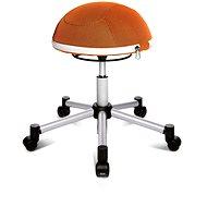TOPSTAR Sitness Half Ball narancssárga - Irodai szék