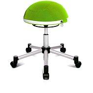 TOPSTAR Sitness Half Ball zöld - Irodai szék