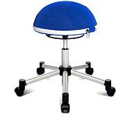 TOPSTAR Sitness Half Ball kék - Irodai szék