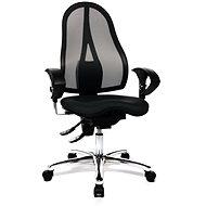 TOPSTAR Sitness 15 fekete - Irodai szék