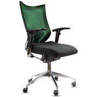 SPINERGO Office zöld - Irodai szék