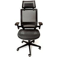 SPINERGO Optimal - fekete - Irodai szék