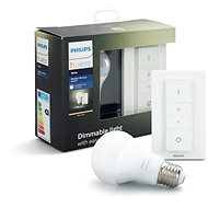 Philips Hue Wireless dimming kit + Philips Hue White 9W - Kontroller