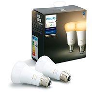 Philips Hue White Ambiance 8.5W A60 set 2 db - LED izzó