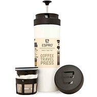 ESPRO Press P1 Travel 0,45l, fehér - Dugattyús kávéfőző