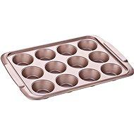 Tescoma Delicia Form 12 muffin GOLD 39x28cm 623560 - Sütőforma