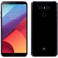 LG G6 Black - Mobiltelefon