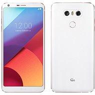 LG G6 White - Mobiltelefon