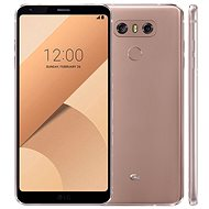 LG G6 Gold - Mobiltelefon