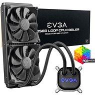 EVGA CLC 280 Liquid/Water CPU Cooler, RGB LED Cooling - Vízhűtés