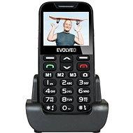 EVOLVEO EasyPhone XD fekete és ezüst - Mobiltelefon