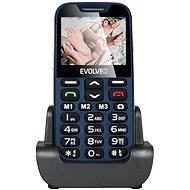 EVOLVEO EasyPhone XD kék-ezüst - Mobiltelefon