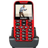 EVOLVEO EasyPhone XD vörös-ezüst - Mobiltelefon
