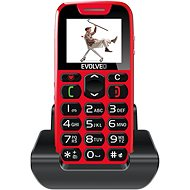 EVOLVEO EasyPhone piros - Mobiltelefon