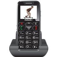 EVOLVEO EasyPhone fekete - Mobiltelefon