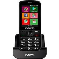 EVOLVEO EasyPhone AD, fekete - Mobiltelefon