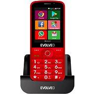 EVOLVEO EasyPhone AD, piros - Mobiltelefon