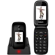 EVOLVEO EasyPhone FD, fekete - Mobiltelefon