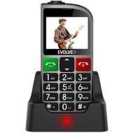 EVOLVEO EasyPhone FM, ezüst - Mobiltelefon