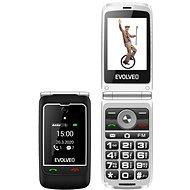 EVOLVEO EasyPhone FG fekete - Mobiltelefon