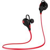 EVOLVEO SportLife XS3 piros/kék - Mikrofonos fej-/fülhallgató