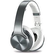 EVOLVEO SupremeSound E9 ezüst/fehér - Vezeték nélküli fül-/fejhallgató