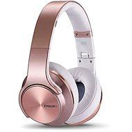 EVOLVEO SupremeSound E9 rózsaszín/fehér - Mikrofonos fej-/fülhallgató