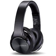 EVOLVEO SupremeSound E9 fekete - Mikrofonos fej-/fülhallgató