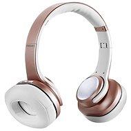 EVOLVEO SupremeSound 8EQ 2in1 hangszóróval, rózsaszín - Vezeték nélküli fül-/fejhallgató