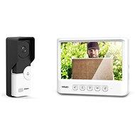 EVOLVEO DoorPhone IK06 videós kaputelefon készlet memóriával és színes kijelzővel - Videotelefon