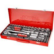 EXTOL PREMIUM 8818370 - 65 részes dugókulcs készlet - Szerszámkészlet