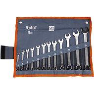 EXTOL PREMIUM 6333 kombinált kulcskészlet 12 db - Villáskulcs készlet