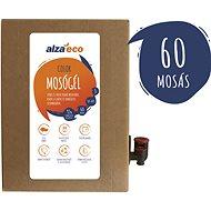 AlzaEco mosógél színes ruhákhoz 3 l (60 mosás) - Öko-mosógél