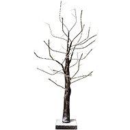 EMOS LED karácsonyfa, 60 cm, 3x AA, beltéri, meleg fehér, időzítővel - Karácsonyfa