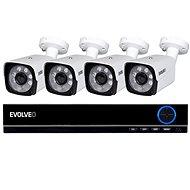EVOLVEO Detective DV4, DVR kamerarendszer - Kamerarendszer