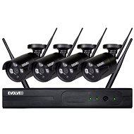 EVOLVEO Detective WN8, vezeték nélküli NVR kamerarendszer - Kamerarendszer