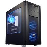 FSP Fortron CMT230, fekete - Számítógép ház