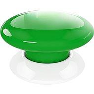 FIBARO The Button távirányító gomb – zöld - Okos vezeték nélküli gomb